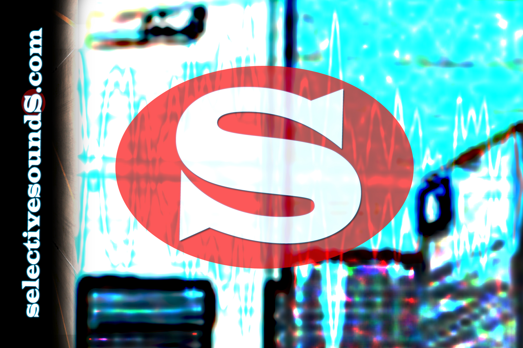 Large Square version of Selective Sounds Logo