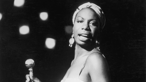 A picture of Nina Simone